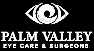 palm valley eye logo