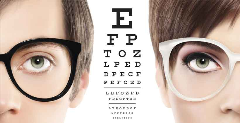 eyeglasses exams at palm valley eye care