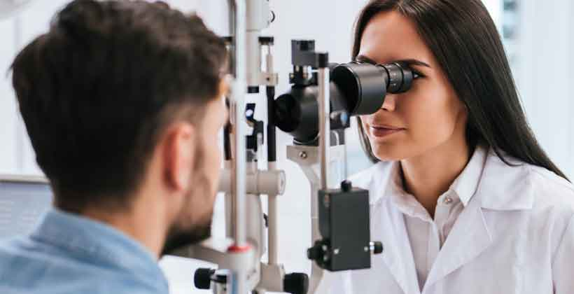 yearly exams at palm valley eye care